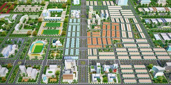 Dự án Golden Center City 3 Kim Oanh Biên Hòa Đồng Nai